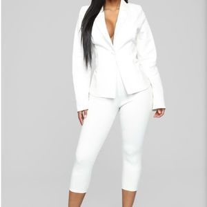 NEW with tags fashion nova work suit